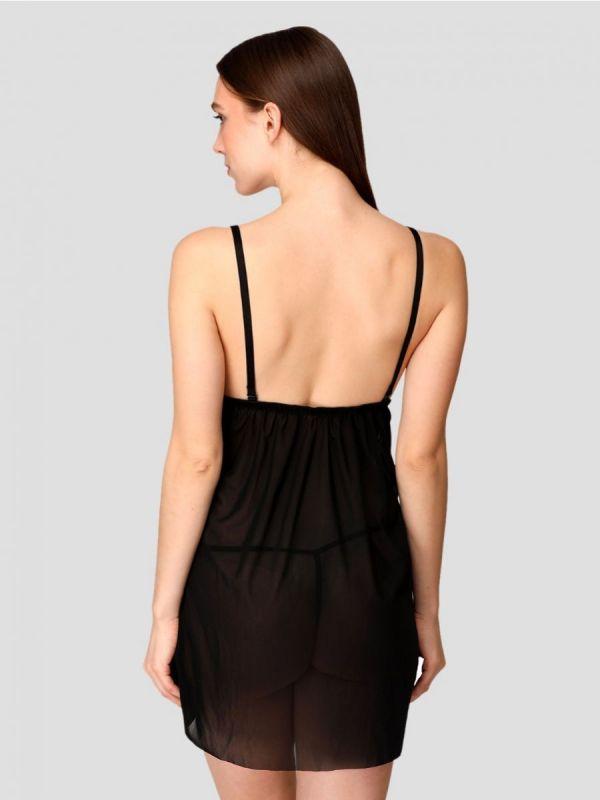 Women's Hot & Sexy Lace Babydoll Nightwear
