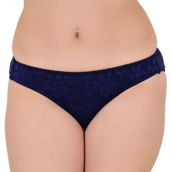 Polyamide Women's Low Waist, Mid Coverage Panty